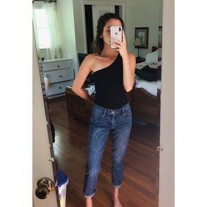 GAP• Best Girlfriend Star Studded High Waist Jean